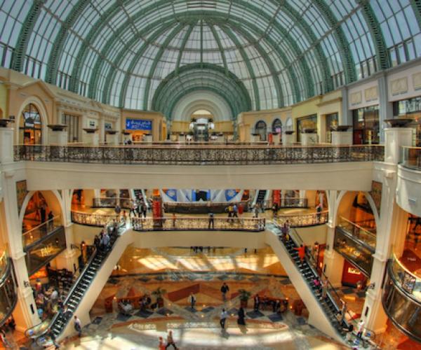 بزرگترین اپل استور دنیا تابستان امسال در دبی افتتاح خواهد شد
