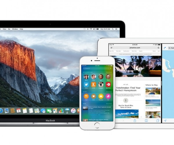 اولین نسخه عمومی آزمایشی iOS 9 و مک ال کاپیتان منتشر شد