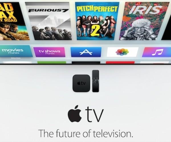 اپل تی وی نسل چهارم معرفی شد