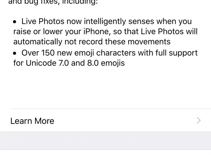 iOS 9.1 عرضه شد