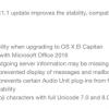 نسخه نهایی OS X El Capitan 10.11.1 عرضه شد