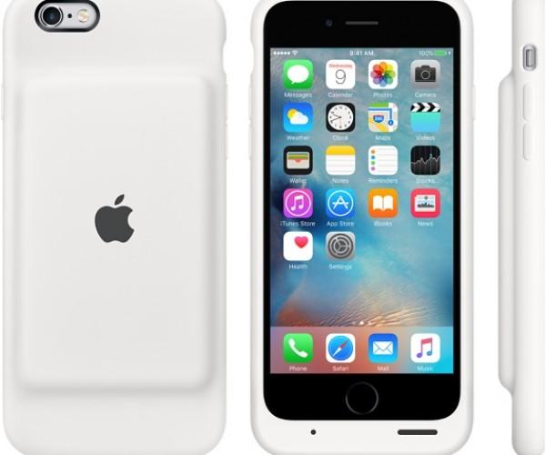 عرضه رسمی Smart Battery Case از سوی اپل برای آیفون