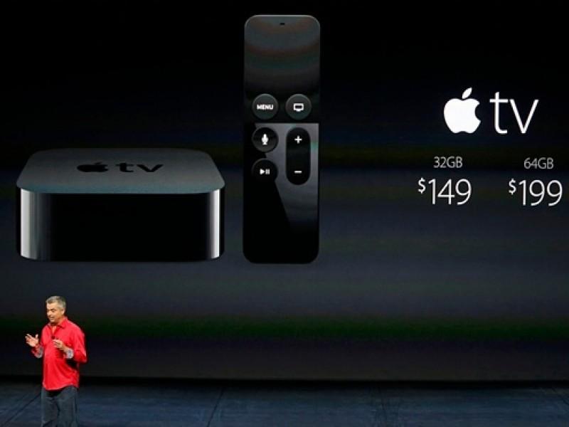 اپل در حال توسعه نسل پنجم Apple TV است