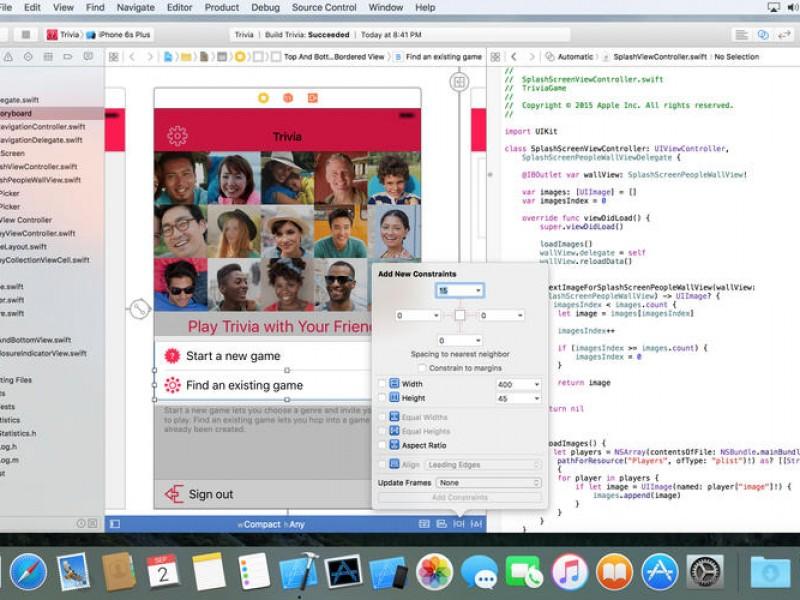 دانلود Xcode 7.2 با لینک مستقیم