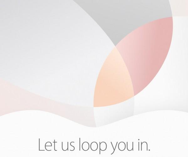 اپل دعوتنامه کنفرانس ۲ فروردین را ارسال کرد