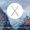 اولین نسخه آزمایشی OS X El Capitan 10.11.5 عرضه شد