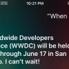 WWDC 2016 در تاریخهای ۲۴ تا ۲۸ خرداد برگزار خواهد شد