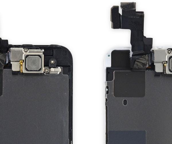 آیفون SE از برخی قطعات آیفون 5s استفاده میکند