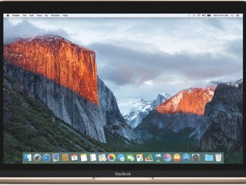 نسخه نهایی OS X 10.11.6 El Capitan عرضه شد