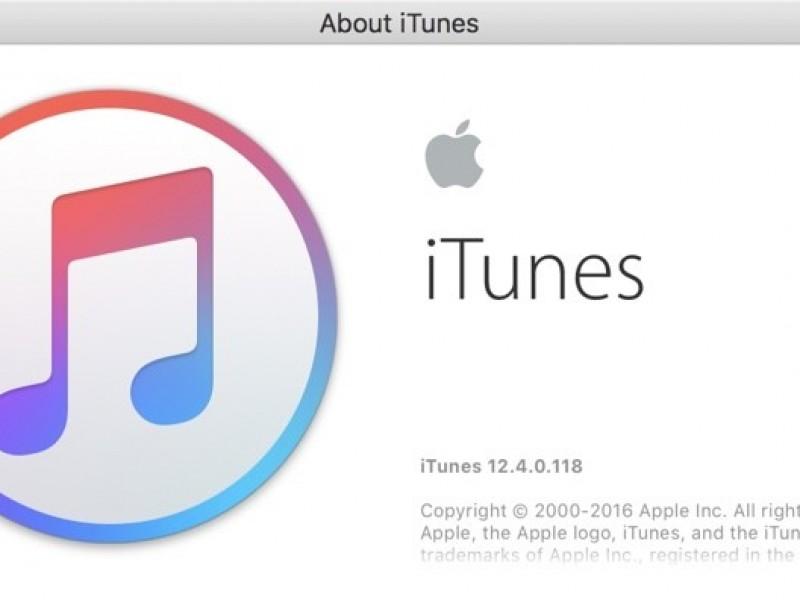 تصاویری از تغییرات iTunes 12.4 منتشر شد