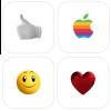 انتشار چهار پک استیکر برای iMessages در iOS 10 توسط اپل