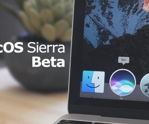 پنجمین نسخه آزمایشی macOS Sierra عرضه شد