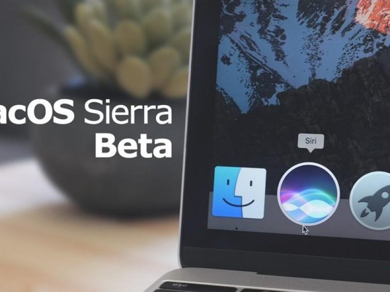 هشتمین نسخه آزمایشی macOS Sierra عرضه شد
