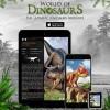 معرفی اپلیکیشن ایرانی دنیای دایناسورها