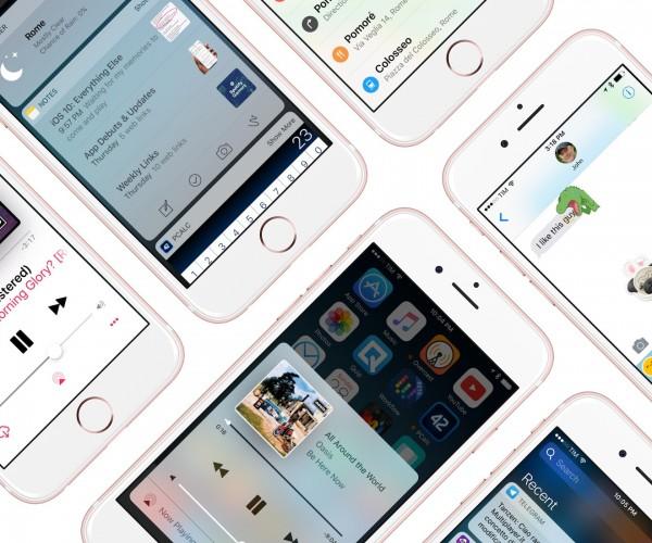 نسخه نهایی iOS 10 عرضه شد
