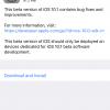 سومین نسخه آزمایشی iOS 10.1 عرضه شد