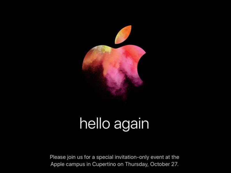 اپل دعوتنامه کنفرانس ۶ آبان را ارسال کرد