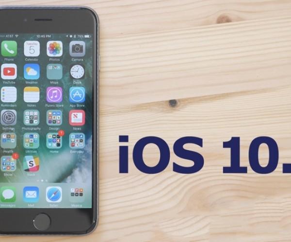 نسخه نهایی iOS 10.1 عرضه شد