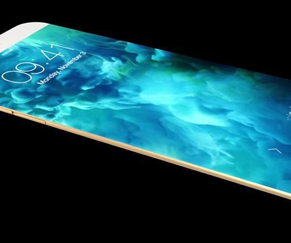 آیفون ۸ همراه با صفحه نمایش خمیده OLED عرضه خواهد شد