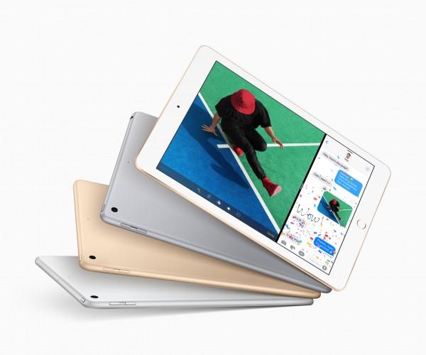 آیپد ۹.۷ اینچی جدید جهت جایگزینی آیپد ایر عرضه شد