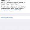 iOS 10.3.1 عرضه شد