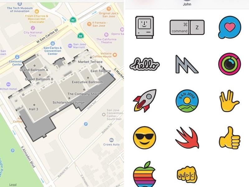 آپدیت اپلیکیشن رسمی WWDC برای رویداد ۱۵ خرداد