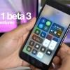 سومین نسخه آزمایشی iOS 11 عرضه شد