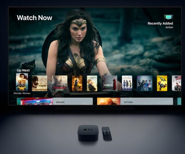 اپل از Apple TV 4K رونمایی کرد