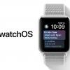 نسخه نهایی watchOS 4 عرضه شد
