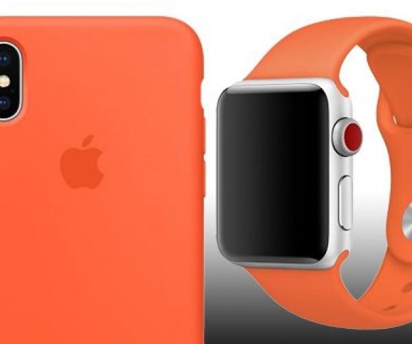 اپل سه رنگ جدید برای کیسهای آیفون و بندهای اپل واچ عرضه کرد