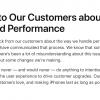 بیانیه جدید اپل در رابطه با کند شدن آیفونها