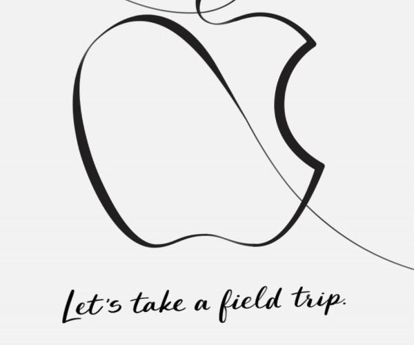 اپل دعوتنامه کنفرانس ۷ فروردین را ارسال کرد