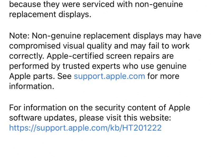 iOS 11.3.1 عرضه شد