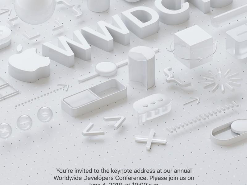 ارسال دعوتنامههای کنفرانس WWDC 2018 از سوی اپل