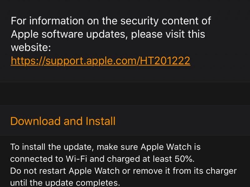 نسخه نهایی watchOS 4.3.1 عرضه شد