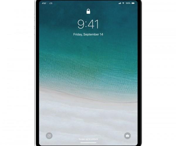 شواهدی از احتمال عرضه آیپد به همراه Face ID در iOS 12