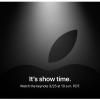 ارسال دعوتنامههای کنفرانس بعدی اپل در تاریخ ۵ فروردین