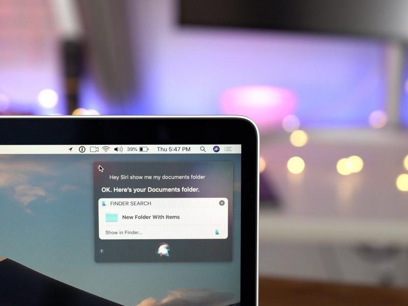 سیری شرتکات، اسکرینتایم و بسیاری از قابلیتهای دیگر iOS به macOS خواهند آمد