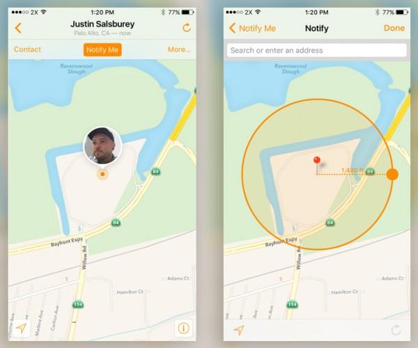 اپل در حال تلاش برای ادغام دو اپلیکیشن Find My iPhone و Friends در iOS 13