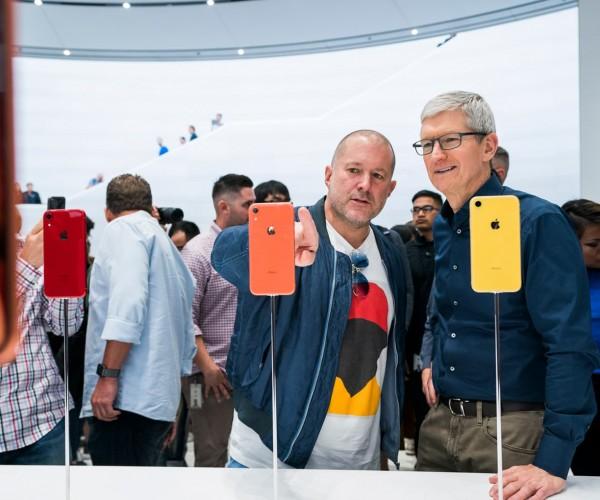 جانی آیو، اپل را پس از ۳۰ سال ترک کرد