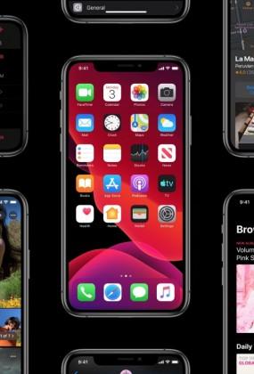نسخه نهایی iOS 13 منتشر شد