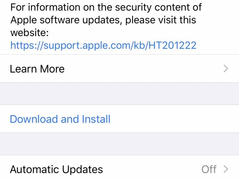نسخه جدید iOS 13.2.2 عرضه شد