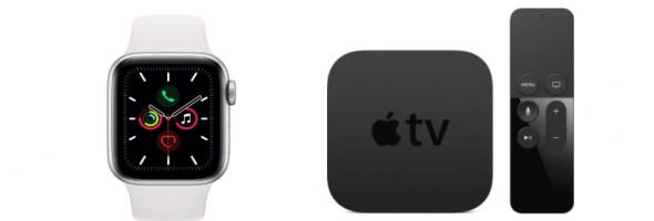 نسخه نهایی tvOS 13.3.1 و watchOS 6.1.2 منتشر شد