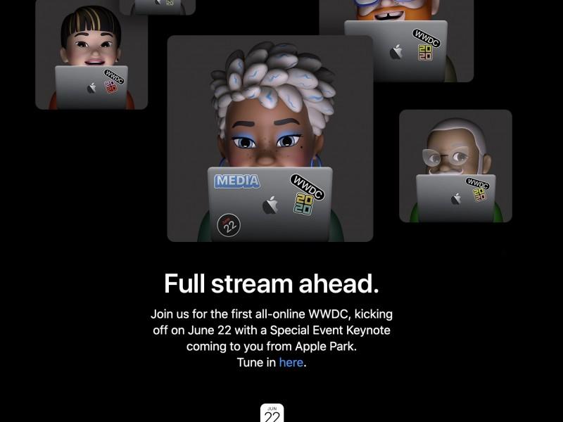 ارسال دعوتنامههای کنفرانس مجازی WWDC 2020 از سوی اپل