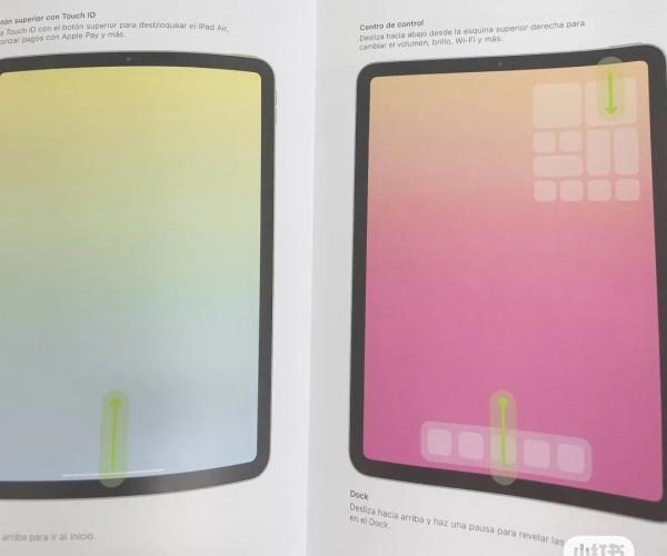 نسل چهارم آیپد ایر بزودی عرضه خواهد شد