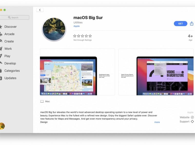 آموزش ساخت نسخه بوتیبل macOS Big Sur 11