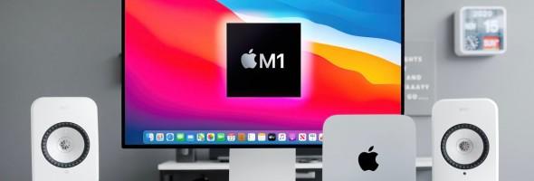 انتشار بررسیهای ویدیویی Mac Mini با پردازنده M1