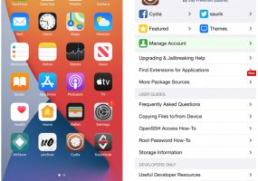 آموزش جیلبریک تمام iDeviceها در iOS 14.3 توسط Unc0ver 6.0.0