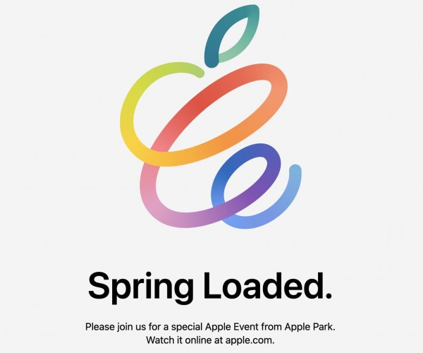 کنفرانس بعدی اپل با عنوان Spring Loaded در تاریخ ۳۱ فروردین برگزار خواهد شد