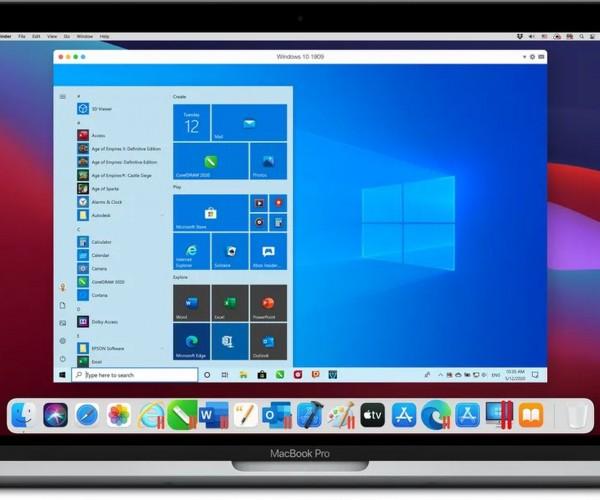 نسخه جدید Parallels 17 با پشتیبانی از ویندوز ۱۱ برای M1 آپدیت شد